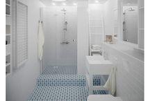 płytki - łazienka