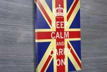 Keep Calm & Carry On Wall Art Prints on Canvas / These are a great collection of Keep Calm & Carry On Wall Art Prints on Canvas and poster prints