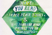 Quotes / by Emily Pedziwiatr