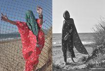"Photo Shoot ""Impersonal"" / Photographer : Marita Amanatidou Photography Stylist : Marielena Haralabaki - stylist  Brand : Diko Kaftans Model : Marielena Haralabaki"