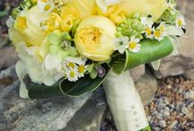 Bridal Bouquet - Yellow