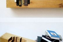 Uniques Bookshelves