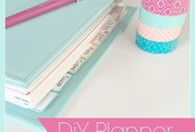 For the planner addict / I love to plan and here is great stuff for the planner addict:)