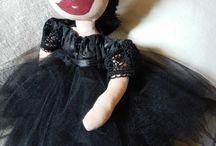 Bambole e pupazzi artigianali
