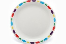 plates / Plastic plates made of Polycarbonate- reusable, virtually unbreakable and eco-friendly!
