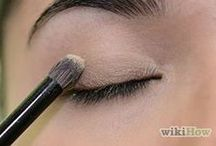 Eye makeup for over 50s