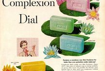 Vintage soap advertising