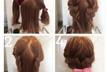 Easy Hairtutorial