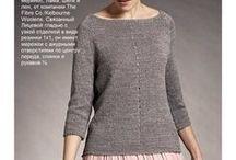 свитера, джемпера, пуловеры для женщин