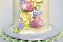 cakes / by Debbie Cloutier