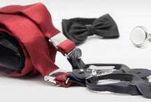 Bretella / accessoires voor mannen