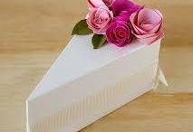 tortas de papel