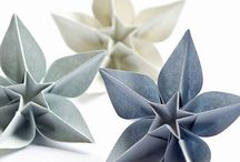 kwiatki origami