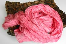 Scarves and accessories / by Nancy Solla