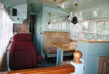 Bus to RV conversion