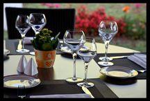 Restaurant La Fayette / Harmonieusement décoré et éclairé par de grandes baies vitrées, notre restaurant gastronomique vous propose une cuisine raffinée et inventive.