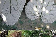 jardín garagoa ideas