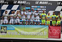 Victoire aux 24 heures vélo du Mans / #payname #cyclisme #24hdumans