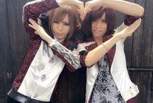 Royz / Silver Team [Koudai x Tomoya]