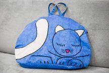 Tkanitka: Torebki / Oryginalne torebki szyte z wyobraźnią