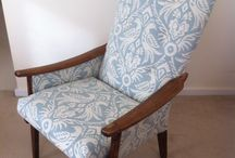 Chair / Upholstry project - Parker Knoll Armchair