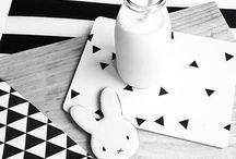 ♡ Black & White