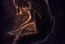 LUPORUM/LYCANTHROPE 2. / Continuation of Artwork on Werewolves.