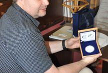 Muzeum Jana Amose Komenského se stalo oficiálním partnerem stříbrné medaile Národní Podkladnice