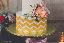 Wedding Dessert / Dessert inspiration for weddings or events