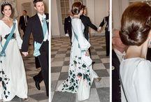Kronprinsesse Marys kjoler