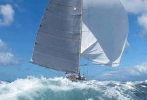Sailing Art