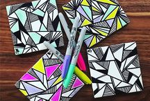 Fun with Sharpies