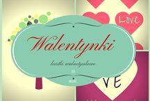 walentynki / walentynki, love, miłość