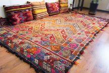 latający dywan