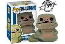 Pop Funko Wish List / A visual checklist of Pop Funkos I really want for the husband and kids...  / by Catherine Doerr