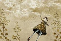 Illustration / by Stephanie Spreckels
