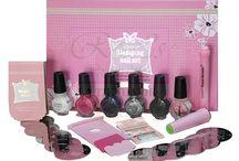 Kits de decoración de uñas