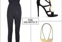 Jumpsuits and Statement Suits