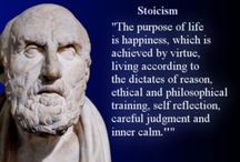 Stoicism/Philosophy / Stoic philosophy, but also a place to put other philosophical posts of interest.