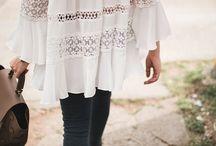 Tunic /Dress ideas for cotton voile