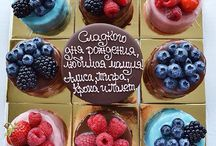 Сет № 9 «Mini Cakes» / LA MAISON by JN – интернет магазин авторских тортов lamaisonbyjn.ru
