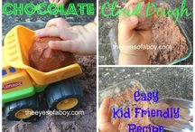 DIY Recipes for Play Dough, Paint, and More! / home made diy recipes for play dough, paint, and more!  / by Melissa at The Eyes of a Boy blog
