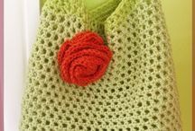 Bags / Free crocheted bag patterns