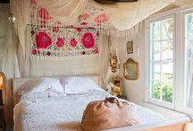 Boho Bedroom / by Jenny Nelson