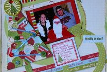 Scrapbook Pages / by Stephanie Weiand