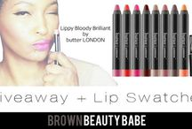 Giveaways via Brown Beauty Babe