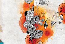 Illustrations florales