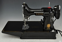 vintage sewing / sewing machines i want or have