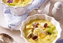 Curry's, Gemüsenudeln, Reis-Allerlei - Gemüse