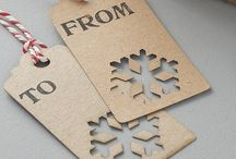 Gift Tags / by Julie Smith Gbur